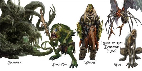 Monster of Gaea